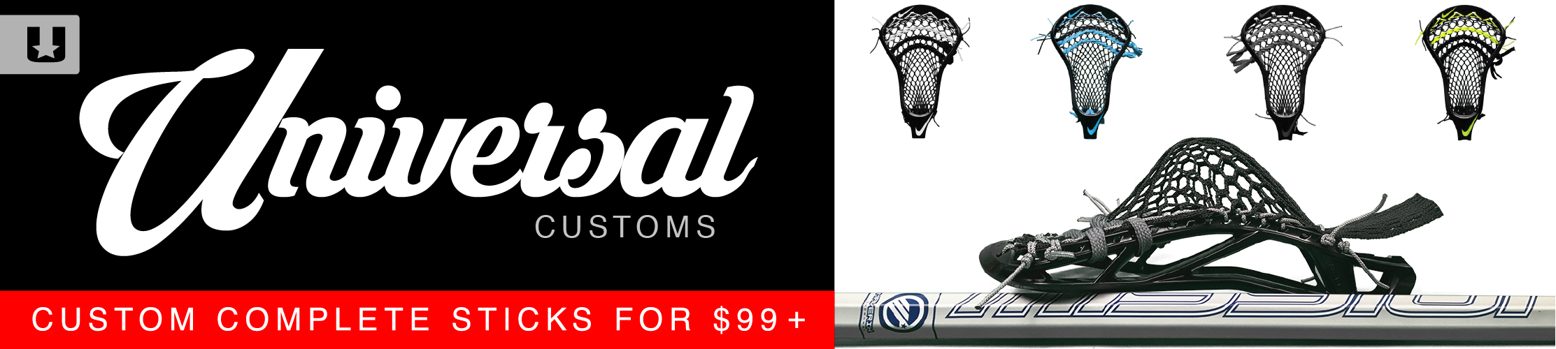 Sticks for $99 +