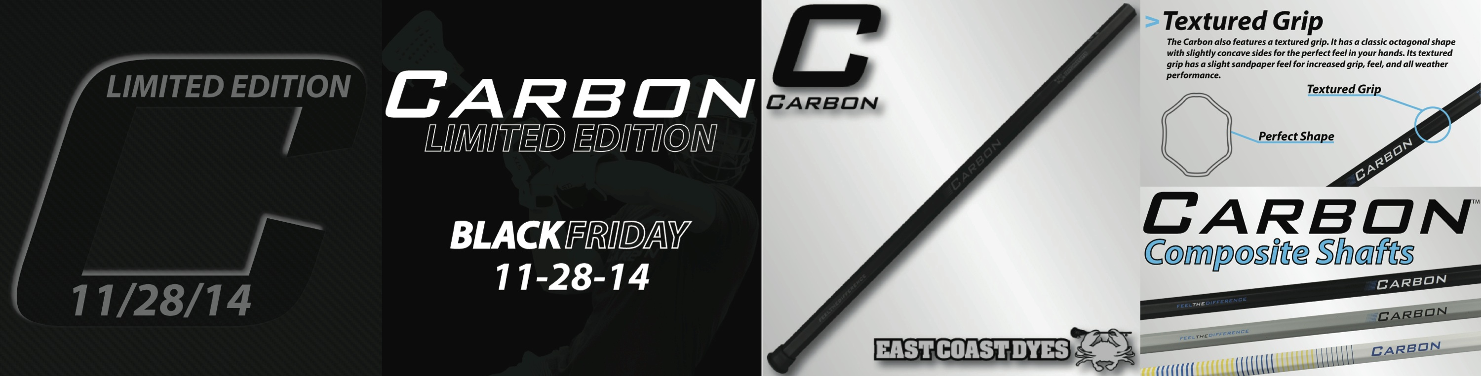 Carbon limited Edition Shaft