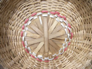 Basket Weaving: Bet this puppy has some SERIOUS hold....