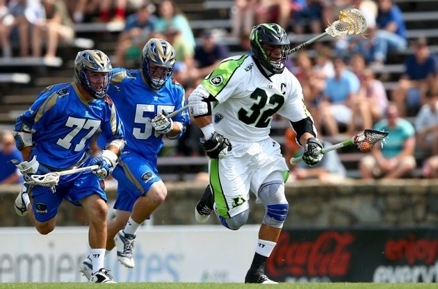 The BEAST straight up DOMINATING! photo provided by majorleaguelacrosse.com