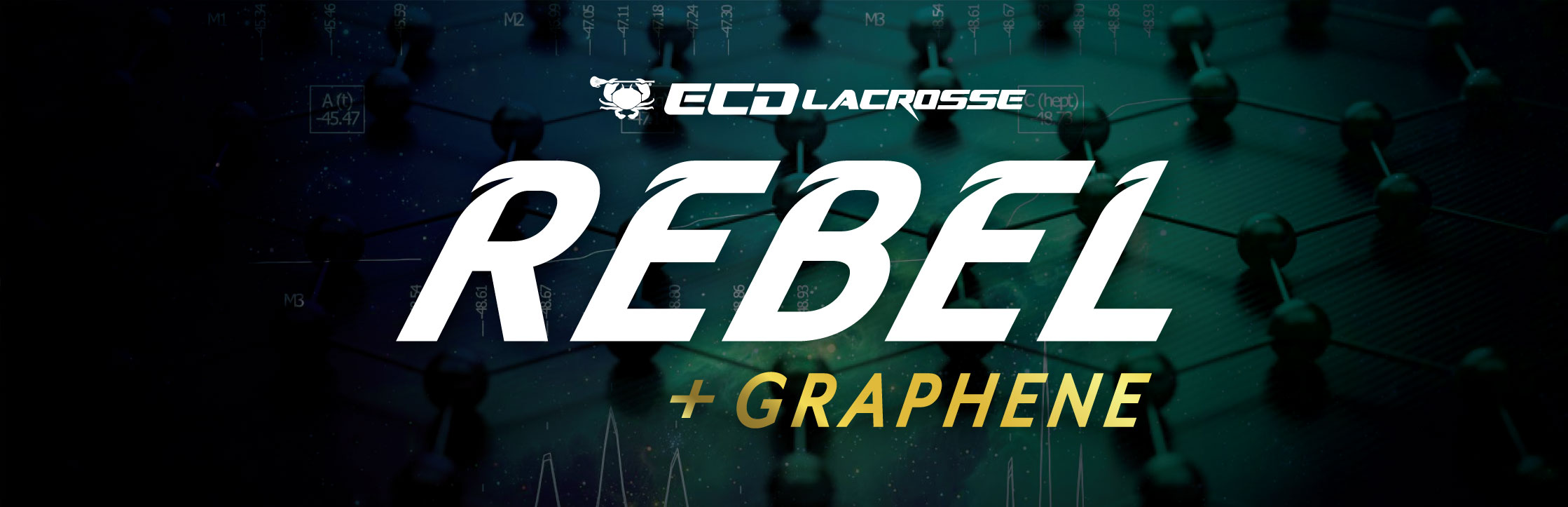 ECD Rebel Limited Edition Graphene Heads
