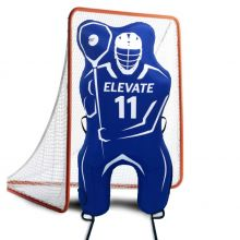 Elevate Sports 11th Man Inflatable Lacrosse Goalie Dummy