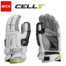 STX Cell V Goalie Lacrosse Gloves