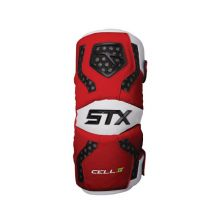 STX Cell IV Arm Pads-Adult Small-Red