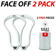 Under Armour Command X Face Off 2 Pack