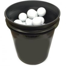 NOCSAE Approved 60 count Ball Bucket