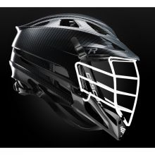 Carbon R Helmet with White Pearl Mask