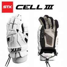 STX Cell 3 Lacrosse Glove