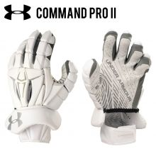 Under Armour Command Pro II Lacrosse Glove