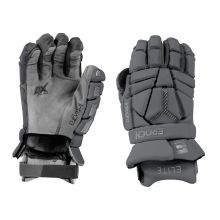 Epoch Integra Elite Lacrosse Gloves-Grey-Medium 12""