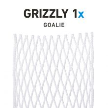 StringKing Grizzly 1X Goalie Mesh