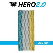 ECD Hero 2.0 Classic Fade Limited Edition Lacrosse Mesh