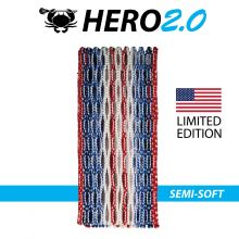East Coast Dyes USA Hero 2.0 Lacrosse Mesh