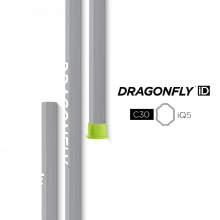 Dragonfly ID Lacrosse shaft