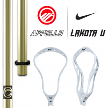 Nike Lakota U + Maverik Apollo 2018 Complete Stick