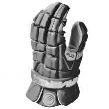 Maverik M4 Lacrosse Glove-Grey-Small 10""