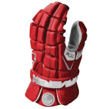 Maverik M4 Lacrosse Glove-Red-Medium 12""