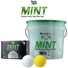 East Coast Dyes Mint Lacrosse Ball