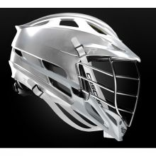 Platinum R Helmet with Chrome Face Mask
