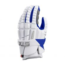 STX Surgeon RZR Lacrosse Glove-Royal Blue-Medium 12""
