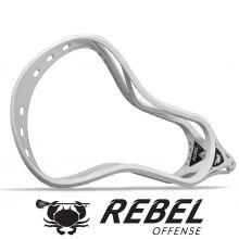 ECD Rebel Offense Lacrosse Head
