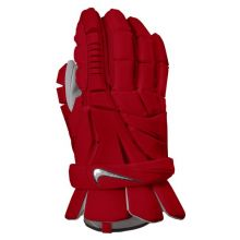 Nike Vapor Elite Lacrosse Glove 2018-Red-Medium 12""