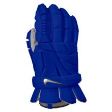 Nike Vapor Elite Lacrosse Glove 2018-Royal Blue-Medium 12""