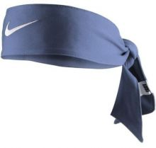 Nike Dri-Fit Head Tie-Navy Blue
