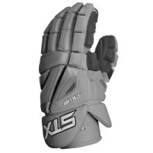 STX Stallion 500 Lacrosse Gloves-Grey-Medium 12""