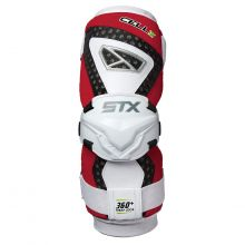 STX Cell V Arm Guard-Red-Small