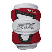 STX Cell V Elbow Pad-Red-Small