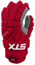 STX Surgeon 400 Gloves-Red-Small 10""