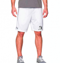 Face Off Academy UA White Performance Shorts