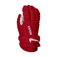 Nike Vapor Lacrosse Glove 2018-Red-Medium 12""
