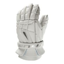 """True Frequency Lacrosse Glove-White-Large 13"""""""