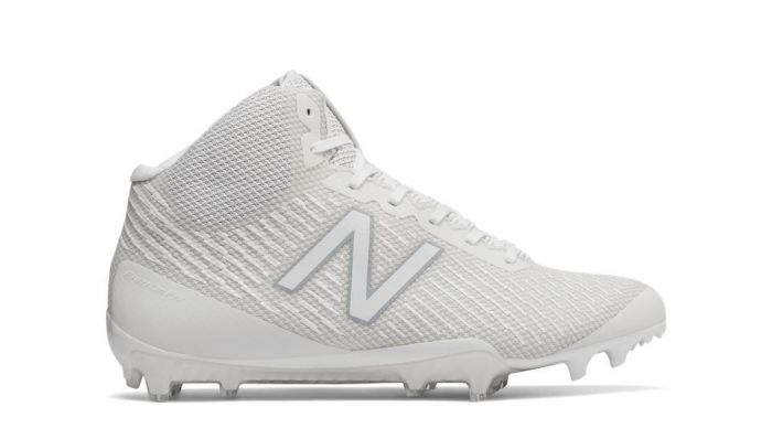 New Balance Burn X Mid Lacrosse Cleat