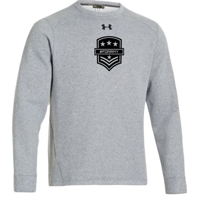 Face Off Academy UA Crewneck Sweatshirt