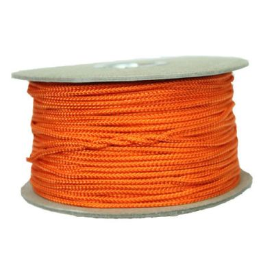 10 Yards of Sidewall String - Neon Orange