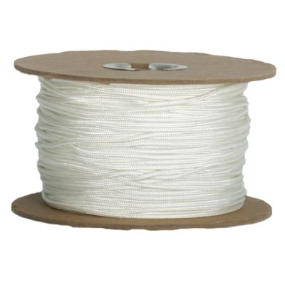 10 Yards of Sidewall String - White