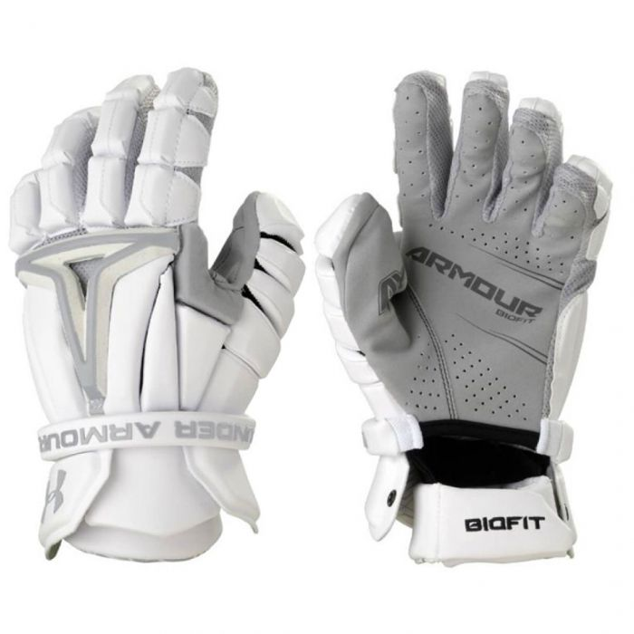 Under Armour Biofit II Lacrosse Glove